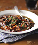 French-Style Beef Stew with Carrots and Parsnips