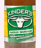 Kinders Garlic Marinade