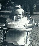 Mom's First Birthday Celebration