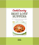 Cook's Country Best Lost Suppers Cover