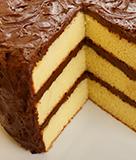 Yellow cake cropped