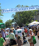 Temescal Street Fair