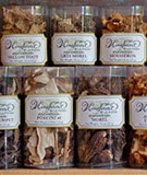 Wine Forest dried mushrooms