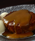 Sticky Toffee Gingerbread