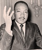 In Remembrance of Dr. Martin Luther King Jr.