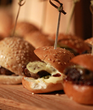 Spiced Lamb Sliders