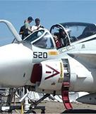 Oakland Aviation Museum Open Cockpit Day