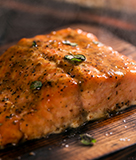 Plancha Salmon