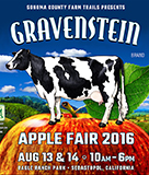 Gravenstein Apple Fair 2016