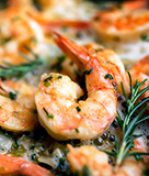 Peeled and Deveined Shrimp—This week's specials