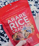 Sriracha Arare Rice Crackers