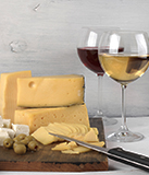 Wine and Cheese Sale