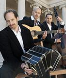 Jazz at the Chimes: Trio Garufa