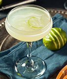 Green Chile Gimlet