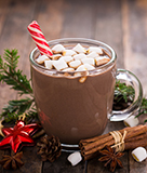 Lake Champlain Hot Chocolate