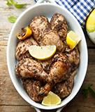 Chicken with Tarragon and Mustard