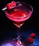 The Berry Kiss Cocktail