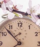 Daylight Saving Time Spring Forward