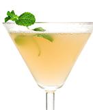Lime and Mint Daiquiri