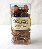 Wineforrest Foods Dried Candy Cap Mushrooms