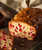 Cranberry Tea Loaf