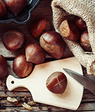 Fresh Italian Chestnuts