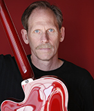 Bruce Forman's The Red Guitar