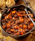 Happy St. Patrick's Day Beef and Guinness Stew
