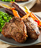 Mom's Lamb Chops Recipe