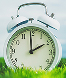 Set Your Clocks Ahead on Saturday for Daylight Saving Time