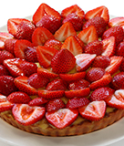 Strawberry Rye Tart