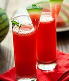 Boozy Watermelon Slushy