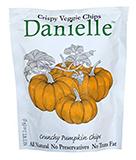 Danielle Crunchy Pumpkin Chips cropped