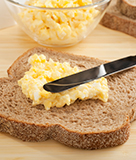 Gam's Egg Salad Sandwiches