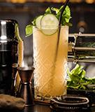 Cucumber-Basil IPA Cooler