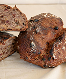 Acme Bread Co. Cranberry Whole Wheat Raisin Walnut Loaf