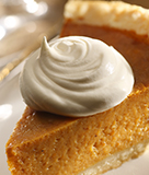 Mom's Pumpkin Chiffon Pie