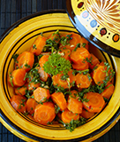 Moroccan Caramelized Carrots