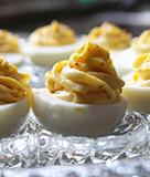 So Many Eggs! (Hint: Make Deviled Eggs)