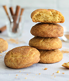 Bite Fuel Snickerdoodle Cookies