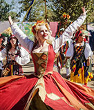 The Northern California Renaissance Faire