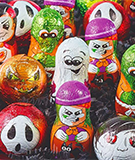Bissinger's Chocolate Halloween Characters