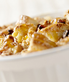 Yom Kippur Break-Fast Baked French Toast with Apples