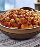 Pumpkin Chickpea Stew