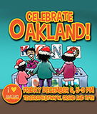 Celebrate Oakland at Oakland First Fridays