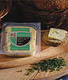 Tintern Cheddar with Chives and Shallots
