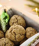 Danish Pebernødder Cookies