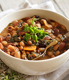Amy's Hearty Bean Soup