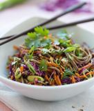 Sesame Ginger Noodle Salad