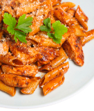 Chicken Thigh Pasta